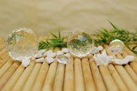 Bleikristalle mit 30% Bleianteil