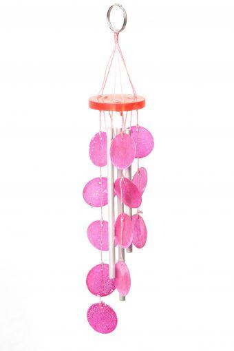 Muschelklangspiel, pink