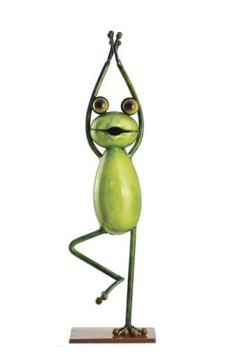 Five Oaks Yoga Frosch/Yoga Frog - Der Baum