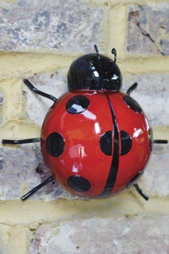 Five Oaks WallArt - Ladybird, Marienkäfer groß