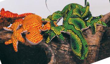 Sandtier - Gecko, ca. 10 cm