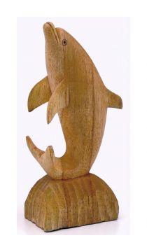 Delphin, stehend, ca. 15 cm