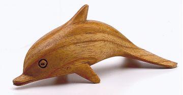 Delphin, liegend, ca. 5 cm