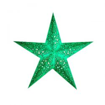 starlightz® Leuchtstern mono turquoise