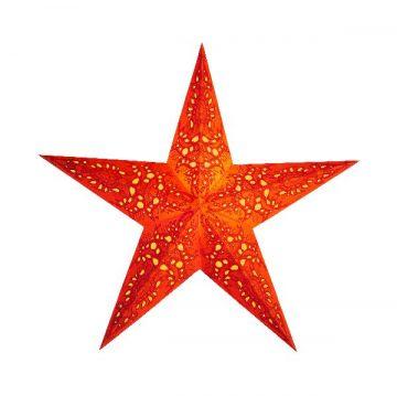 starlightz® Leuchtstern mono orange