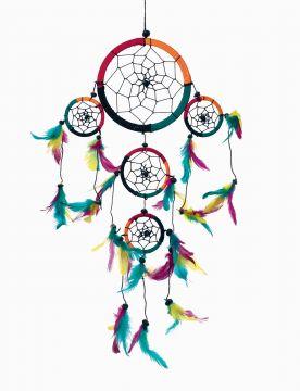 Dreamcatcher, 5er, multicolour