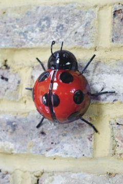 Five Oaks WallArt - Ladybird, Marienkäfer mittel