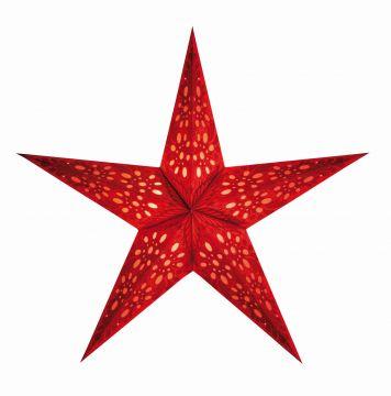 starlightz® Leuchtstern mono small red
