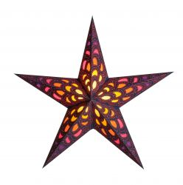 starlightz® Leuchtstern nari ruby