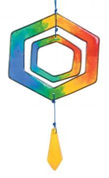 Suncatcher Hexagon