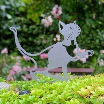 Beetstecker Katze