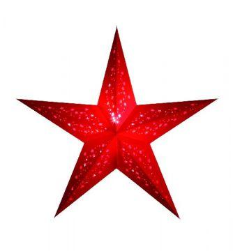 starlightz® Leuchtstern new mia red