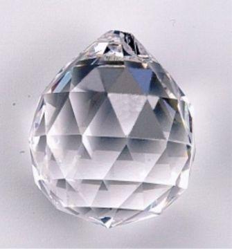 Kristall Kugel 20