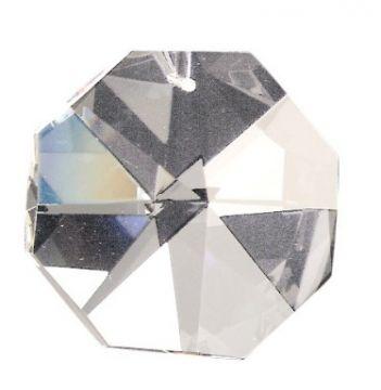 Kristall Achteck 20