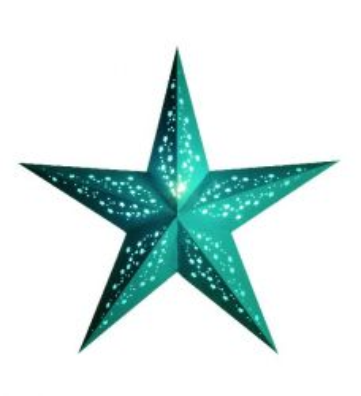 starlightz® Leuchtstern new mia turquoise