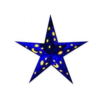starlightz® Leuchtstern happy moon
